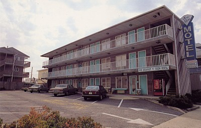 Sea Gem Motel, Seaside Heights NJ